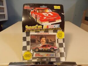 RACING CHAMPIONS J. D. MCDUFFIE COLLECTOR RACE CAR