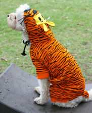 Tiger Halloween dog costume shirt small 20, 25 and 30cm dogs - New