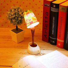 Creative USB Pour Coffee Lamp LED DIY Table Lamp Night Light Bedside Lamp UL