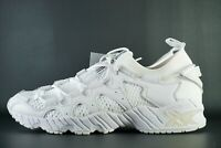 Asics Gel-Mai Knit Men's White Running Trainers Lace Up Sock Style Sneakers New