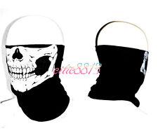 Face Shield Skull Mask Bandana Neck Scarf Headwear Face Tube UV Fishing Hunting