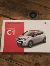 Manuel D Utilisation Citroën C1