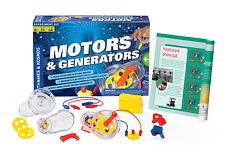 Thames & Kosmos Motors and Generators Educational Science Kit