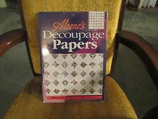 Aleene'S Decoupage Papers Garden Trellis Designs By Alphabetica