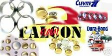 Ford 390 428 352 FE block kit cam bearings freeze plugs