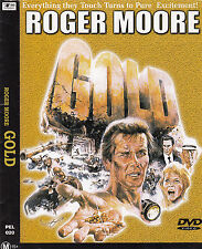 Gold-1974-Roger Moore-Movie-DVD