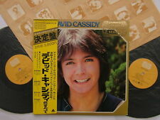 DAVID CASSIDY GOLDEN DOUBLE ISSUE 2LP