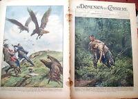53) 1931 MOTTARONE E AVIATORE DI ROBILANT IN BRASILE DOMENICA DEL CORRIERE