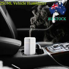 250ml Car Vehicle Aromatherapy Essential Oil Diffuser Humidifier Purifier AU