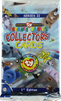TY Beanie Babies Collectors Cards (BBOC) - Series 2 - Pack (9 cards) - New