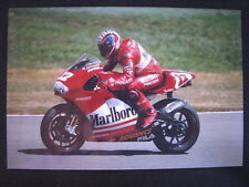 Photo Marlboro Ducati Desmosedici GP3 2003 #12 Troy Bayliss (AUS) TT Assen #3