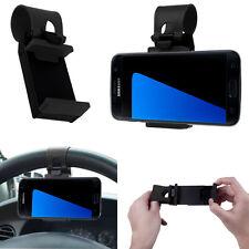 Accessoire Support Voiture Universel Avec Attache Volant Pour Serie Samsung