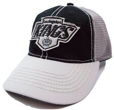 new style b129b 76b8c Los Angeles Kings CCM Vintage NHL Adjustable Mesh Back Slouch Hat