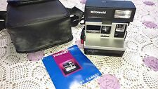 Polaroid Sun 600 LMS (Light Management System) Camera with Built In Flash
