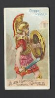 ALLEN & GINTER - ARMS OF ALL NATIONS - GREEK SWORD