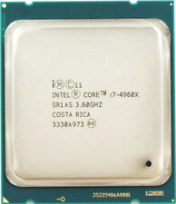 Intel Core i7-4960X Extreme 3.6GHz Six Core 2011 130W Entsperrt Prozessor CPU