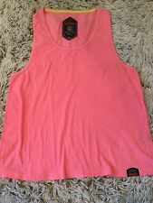 SUPERDRY, A beautiful New Ladies Summer Top, size S ( uk 10/12)