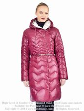 * Goose Down Coat Jacket Parka Puffer sz XL / US 12 / EU 44  $595  NWT Пуховик