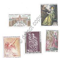 Francobolli - Stamps - Francia - Emissioni - 1973 - Nuovo (**MNH)
