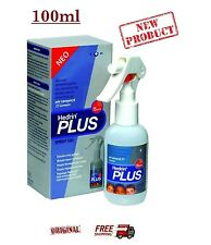 NEW HEDRIN PLUS - ONCE SPRAY GEL FOR HEAD LICE TREATMENT - 100% NATURAL - 100ml