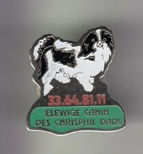 RARE PINS PIN'S .. ANIMAL CHIEN DOG SHIH TZU ELEVAGE CANIN ~CY