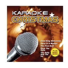 Karaoke Christmas Classic Sing Along Party CD Album - Gift Idea - Superb songs