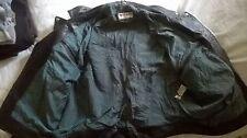 Berto Lucci Leather Biker Jacket