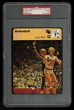 PSA 9 LARRY BIRD Sportscaster Basketball #74-18 High Number ROOKIE CARD