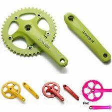 Retrospec Mantra Fixie Fixed Gear Single Speed Crankset Bike BMX Bicyle