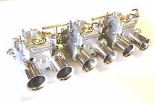 TRIPLE 45 DCOE CARBURETTOR CARB NEW SUIT WEBER CARBY HOLDEN SIX VALIANT 6CYL