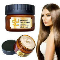 KERATIN COLLAGEN PROTEIN INTENSIVE FOR DRY DAMAGED HAIR  REPAIR TREATMENT MASK Z