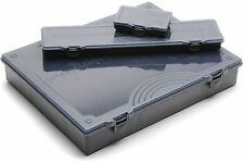 Leeda Complete ABS Plastic Tackle Box with Rig Board Coarse Fishing