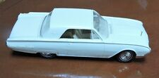1962 THUNDERBIRD PROMO CAR 2 DOOR