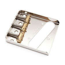 Gotoh BS-TC1 VINTAGE Telecaster Bridge (nickel)