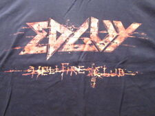 EDGUY HELL FIRE CLUB/WELCOME TO THE FREAKSHOW NEW XL SHIRT 100% COTTON RARE OOP!
