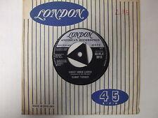HLX 8918 Sammy Turner - Sweet Annie Laurie / Lavender Blue - 1959 - tricentre