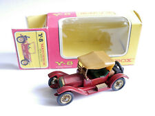 Stutz (1914) in rot rouge rosso roja red metallic, Matchbox MoY Y-8 boxed!