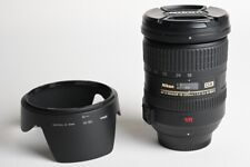Nikon AF-S 18-200mm f/3.5-5.6G ED-IF VR DX Camera Lens - Excellent Condition