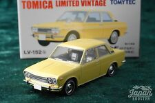 [TOMICA LIMITED VINTAGE LV-152b 1/64] DATSUN BLUEBIRD 2DOOR SEDAN (Yellow)