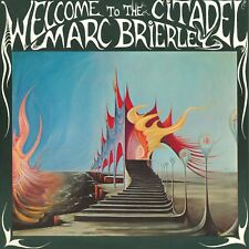 MARC BRIERLEY - WELCOME TO THE CITADEL  CD NEW+