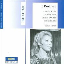 I Puritani, New Music