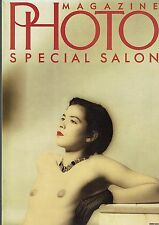 MAGAZINE PHOTO N°66  octobre 1985 didier gaillard Spécial salon