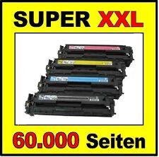 4 Toner für HP ColorLaserjet Enterprise CP5525DN M750DN M750XH / CE270A -CE273A