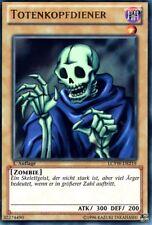 Totenkopfdiener - LCYW-DE219 - Ultra Rare DE NM