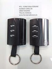 2 X MANDO GARAJE ORIGINAL CELINSA MX1 1-C MOVECODE MADRID FERRETERIA FERSANZ.