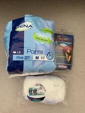 Tena Lady Pants X6 Open Plus 3 Unopened Always/tena Size M