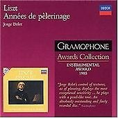 Liszt: Années de Pèlerinage, Jorge Bolet, Very Good