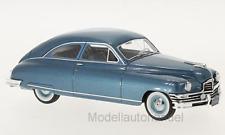 Packard SUPER DE LUXE Club Sedan 1949 metallico-Turchese 1:43 NEO 46930 >> NEW <<