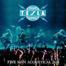 Five man acoustical jam (1990) von Tesla | CD | Zustand gut