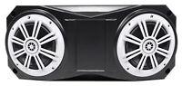 """Pair Kicker 6.5"""" 150 Watt Overhead Rollbar Rollcage Speakers For ATV/UTV/Cart"""